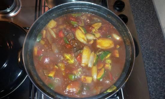 Pittig rundvlees stoofpotje recept