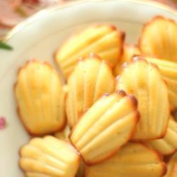 Echte madeleines recept