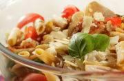 Lauwwarme pastasalade recept