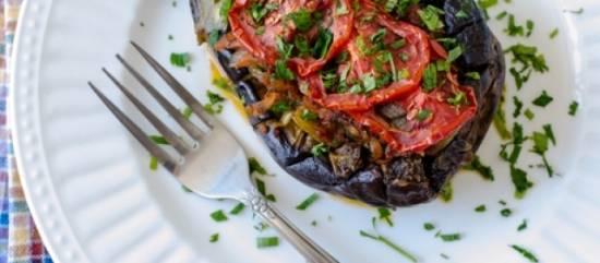 Gevulde aubergine (turks) recept