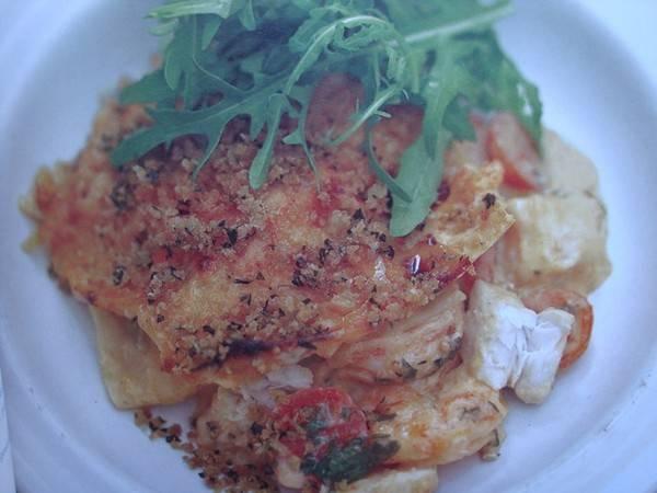 Lasagne met vis van jamie oliver recept