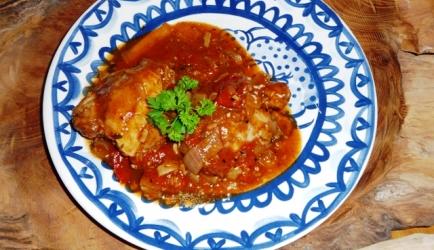Caribische kip recept