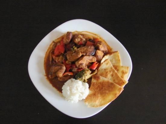 Mexicaanse kip-bonenschotel recept