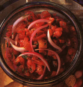 Tomatensalsa recept