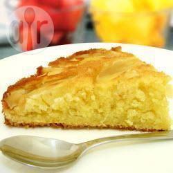 Amandel-appelcake recept