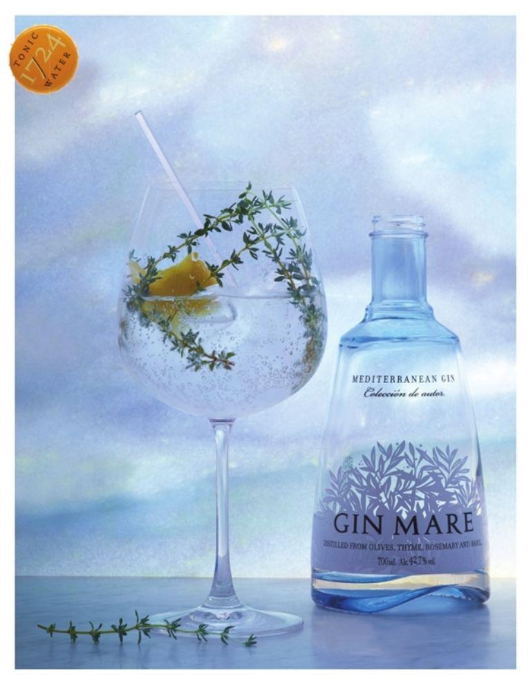 Recept 'gin mare'