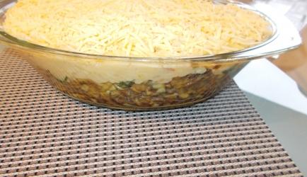 Ovenschotel witte kool indonesisch gekruid recept