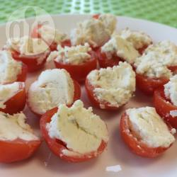 Gevulde tomaatjes recept