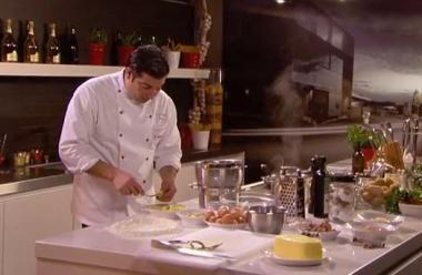 Recept 'gnocchi met truffel'