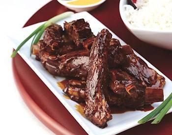 Chinese zoet- zure spareribs recept