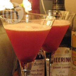 Mary pickford cocktail recept