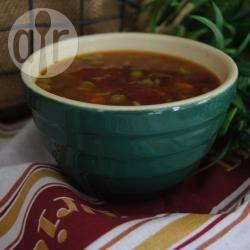 Hartige minestrone recept