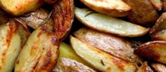 Knoflook aardappelen recept