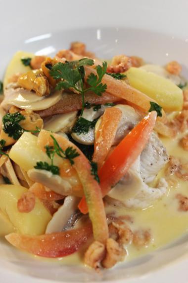 Recept 'tongrolletjes op oostendse wijze'