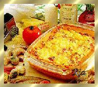 Lasagne met zeevruchten recept