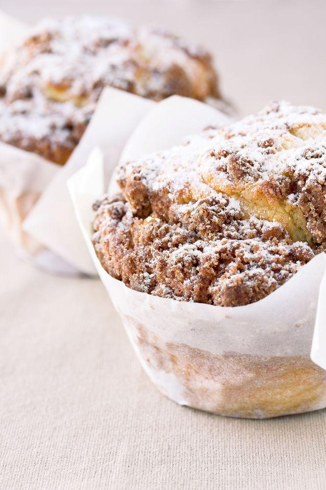 Recept 'kaneelmuffins'