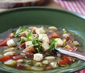 Toscaanse groentesoep recept