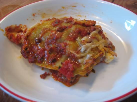 Italiaanse lasagne, de enige echte recept