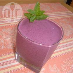 Hailey's smoothie recept