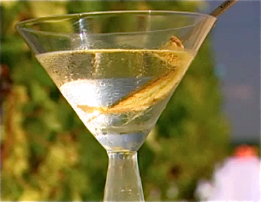 Recept 'golden vesper'