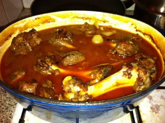 Franse lamsstoofpot recept
