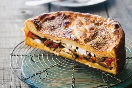 Griekse pastei