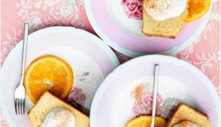 Amandelcake met olijfolie recept