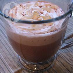 Eenvoudige mexicaanse chocolademelk recept