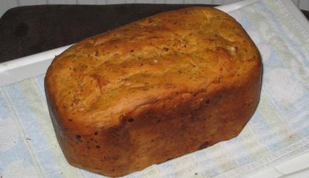 Zongedroogd tomaten brie brood recept