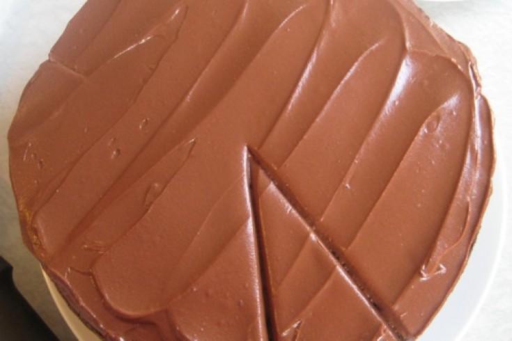 Chocoladetaart met... mayonaise!
