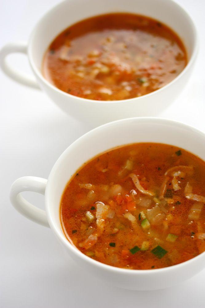 Recept 'echte minestrone'
