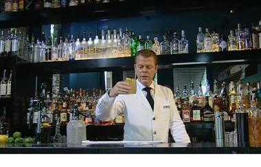 Recept 'whiskey sour'