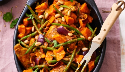 Rens kroes: healthy kip masala recept