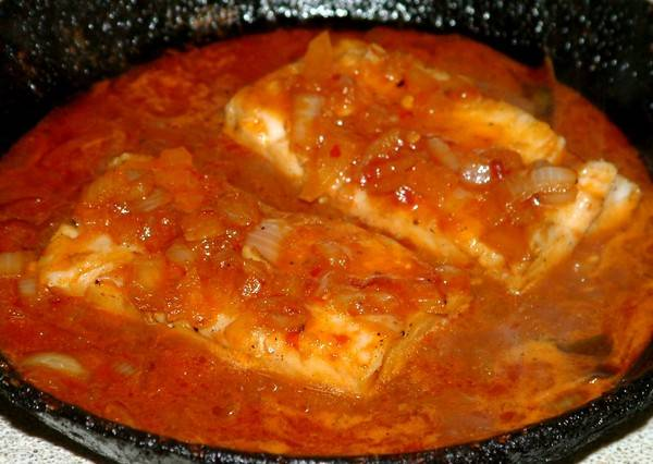 Boemboe bali ikan recept
