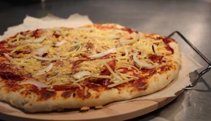 Makkelijk en snel je eigen pizza recept