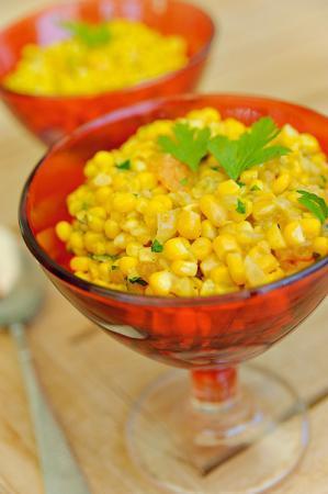 Recept 'keniaanse maïsschotel'