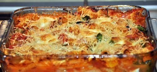 Overheerlijke, anders dan anders italiaanse ovenschotel recept ...