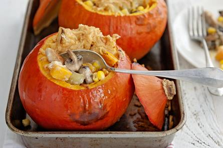 Halloween-oven-pompoen