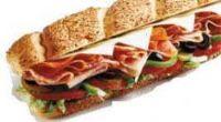 Subway grilled chicken sandwich recept