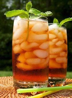 Cuba ijsthee recept