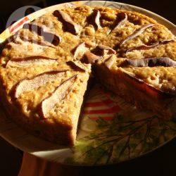 Oma's perencake recept
