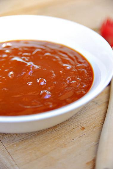 Recept 'barbecue saus'