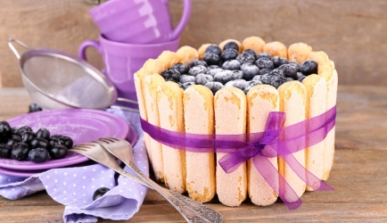 Bramen cheesecake charlotte recept