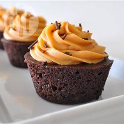 Enigszins gezonde brownies recept