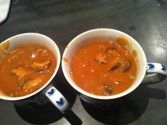 Borlotti bonen (maaltijd)soep recept