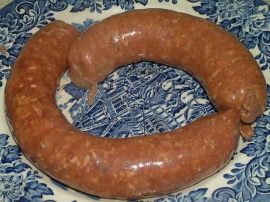 Chorizo worst zelf maken recept