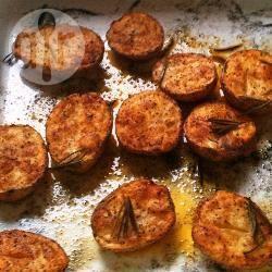 Geroosterde aardappelen uit de oven recept