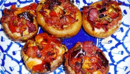 Tapas: spaanse gevulde champignons recept