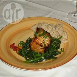 Zeebaars met miso en sojasaus recept