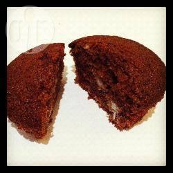 Glutenvrije cakejes met cacao en kokos recept